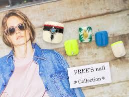 2017年春夏フットネイルデザイン集10選freesnail Collection