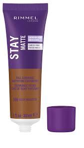 Rimmel Stay Matte Liquid Mousse Foundation In 200 Soft Beige