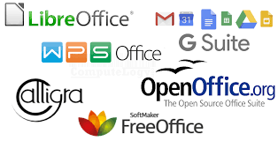 best office freeware. All-free-office-logos-libre-open-gsuite-calligra- Best Office Freeware T
