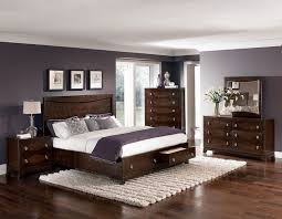 grey painted wall for contemporary bedroom sets with rustic bedroom  furniture design