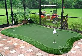 interesting green do it yourself putting greens custom intended for backyard green kit inside kits designs 6 and diy