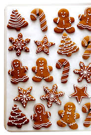 Gingerbread Cookie Designs Gingerbread Cookies