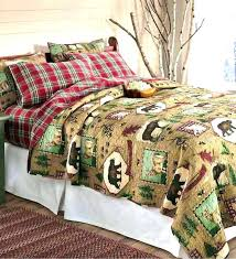 full size quilt rustic country quilts cottage cabin lodge fabric bedding sets clearance