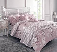 dusky pink duvet cover set sweetgalas