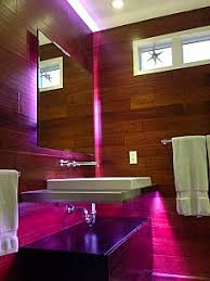 bathroom led lighting. led bathroom lighting used in commercial restroom with scottsdale center for the performing arts