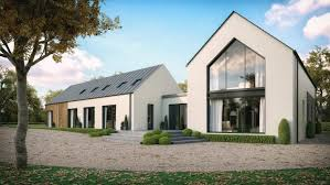 environmentally sustainable house plans elegant a modern house in straffan county kildare to suit a growing