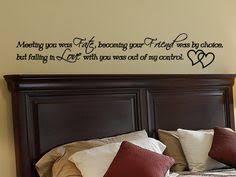 wall art love sayings