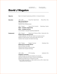 Amusing Resume Education High School Diploma For Your How Do You