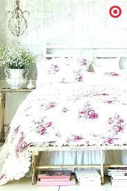 shabby chic comforter sets bedding fl set full queen pink simply duvet cover quilt cov shabby chic duvet cover king