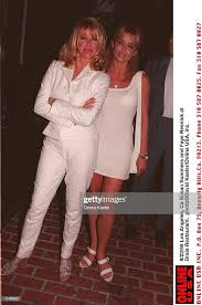 Los Angeles, Ca Susan Summers and Faye Resnick at Drais Restaurant News  Photo - Getty Images