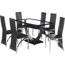 table and 6 chairs. norfolk dining set with 6 chairs table and