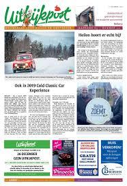 De Uitkijkpost 12 December 2018