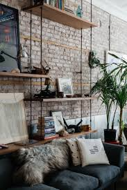 Interiors Designs For Living Rooms 17 Best Ideas About Industrial Shelves On Pinterest Industrial