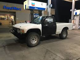 Maybe this one will stick. 94 Toyota pickup continued.