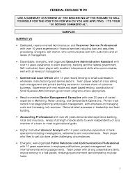 Executive Resume Objective Examples Examples Of Resumes