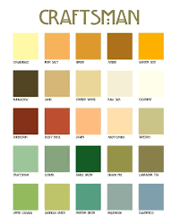 house painting colorsCraftsman House Interior Paint Colors Trend  rbserviscom