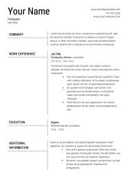 Accountant Cv Sample Free Best Resume Template Free Resume Samples Templates Kairo 9terrains