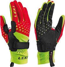 Leki Gloves Size Chart Leki Gloves Nordic Race Shark