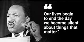 Famous Mlk Quotes Interesting Famous Quotes From Dr Martin Luther King That Have Inspired Me
