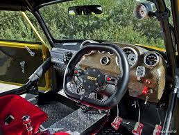 Insane 400 Hp 1970 Vintage Mini Cooper By Zr Auto Mini Cooper Mini Cooper S Mini Cooper Classic