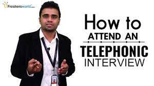calling back after interview how to attend a telephonic interview for freshers interview tips