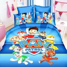 paw patrol twin bedding new paw patrol bedding set cartoon kids twin size single inside comforter paw patrol twin bedding