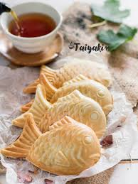 Taiyaki Japanese Fish Shaped Waffle Chopstick Chronicles
