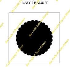Scallop Templates Inkables Template Easy Frame 4 Scallop Circle Detail Jsp Pname