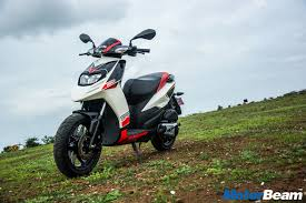 new car launches in january indiaNew Aprilia SR Scooter India Launch In January 2017  MotorBeam