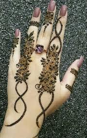 Super Simple Henna Designs Super Duper Talentoh Yeah Mehndi Designs For Fingers