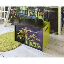 Ninja Turtle Bedroom Furniture Teenage Mutant Ninja Turtles Toy Box Noa Nani