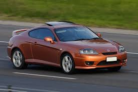 Hyundai Tiburon – pictures, information and specs - Auto-Database.com