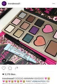nikki tutorials x too faced preview makeup pallets power of makeup nikkie tutorial