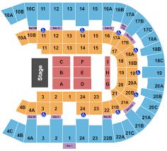 Rimac Arena Seating Chart Pechanga Arena Seating Chart San Diego
