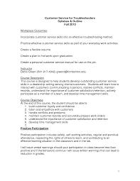 Resume Customer Service Skills Resume For Your Job Application