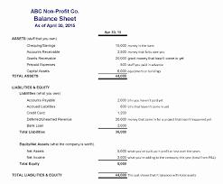 Simple Balance Sheet Format Excel Lividrecords