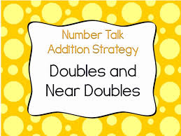 Doubles and Near Doubles Addition Strategy - YouTube