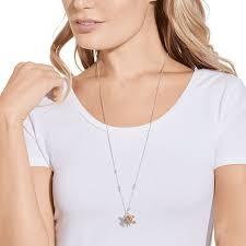 virtuous dove necklace charm