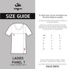 Clinton Enterprises Size Guide Information