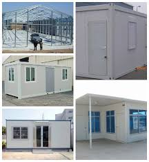 Small Picture Prefabricated Container HousePrefab BungalowCanadian