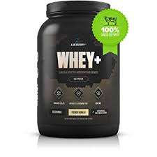 legion whey vanilla whey isolate protein powder from gr fed cows low carb low