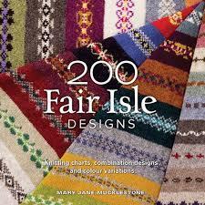 Knitting Charts Free 200 Fair Isle Designs Knitting Charts Combination Designs