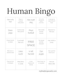 Office Bingo Free Printable Bingo Cards Activities Bingo Human Bingo Bingo