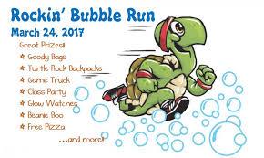 The Rockin Bubble Run 2017