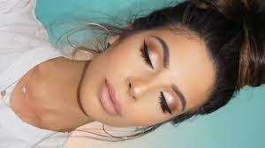 my natural makeup tutorial 2017 you