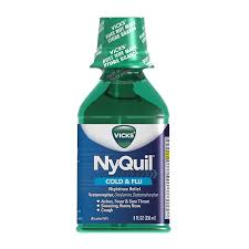 Vicks Nyquil 8 Fl Oz Old Version