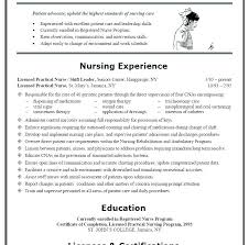 Rn Resume Template Free Gorgeous Free Rn Resume Template Resume Templates Inside Nursing Resume