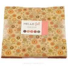 Hello Fall Layer Cake - Sandy Gervais - Moda Fabrics — Missouri ... & Hello Fall Layer Cake Adamdwight.com
