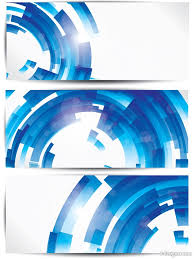 banner design template 4 designer hyun blue concept design banner template vector material