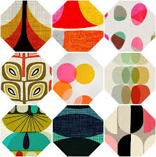 collage feng shui. Feng Shui Bagua Collage From Oilcloth | Girlfriend Is Better N